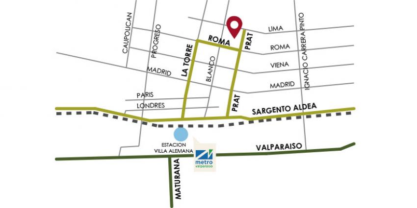 Proyecto Condominio Laffitte de Inmobiliaria San Pablo Ltda Constructora-8