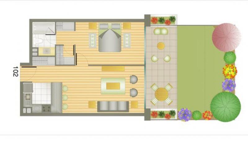 edificio-jardin-de-luz-2-jardín-privado