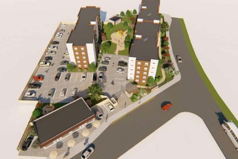 Proyecto Condominio Alto Durand III de Inmobiliaria Inespa Inmobiliaria-5