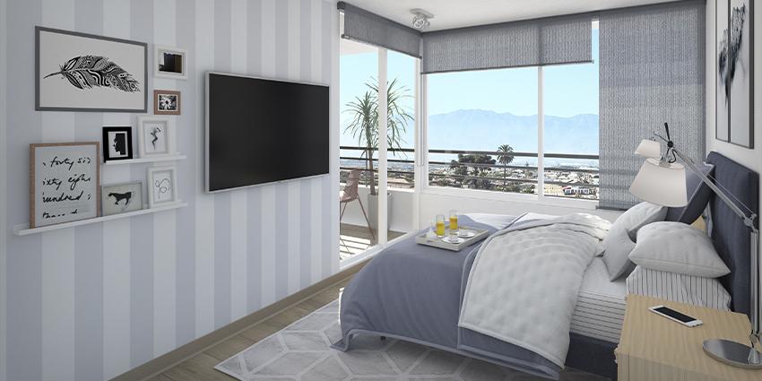 Proyecto Blanco 411 de Inmobiliaria TREI-6