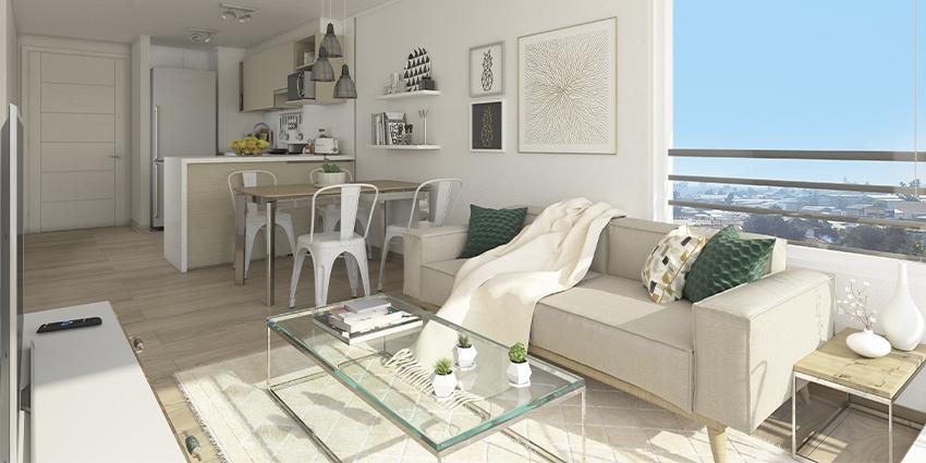 Proyecto Blanco 411 de Inmobiliaria TREI-3