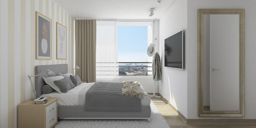 Proyecto Blanco 411 de Inmobiliaria TREI-5