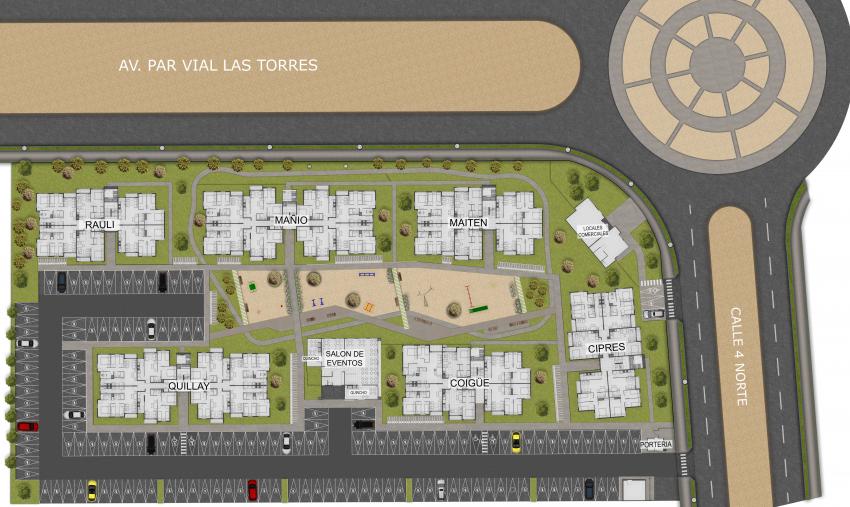 Proyecto Viento Norte I de Inmobiliaria CVV Inmobiliaria-8