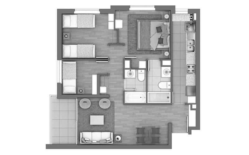 condominio-vista-Ñielol-etapa-ii---planta-b
