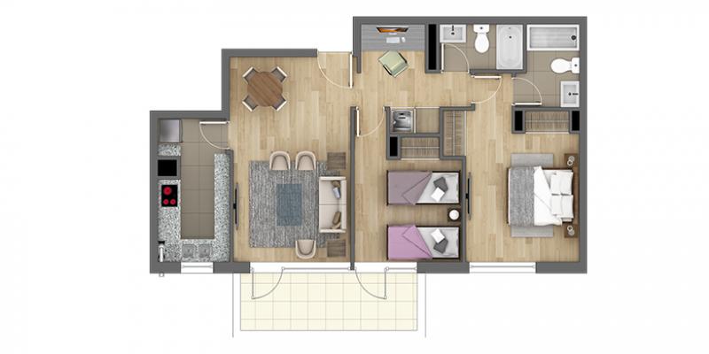 condominio-parque-krahmer-tipo-c4