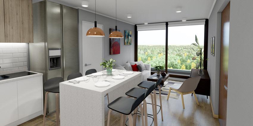 Proyecto Pewén de Inmobiliaria Nouvel Inmobiliaria-3