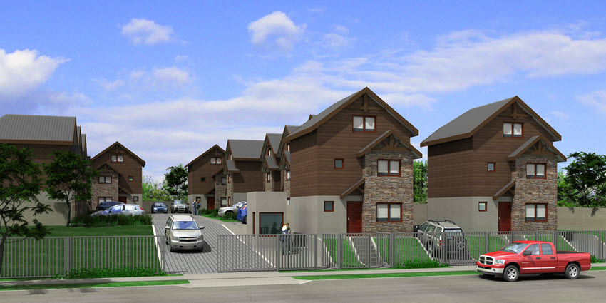 Proyecto Condominio Divina Trinidad de Inmobiliaria Grupo Full House-3