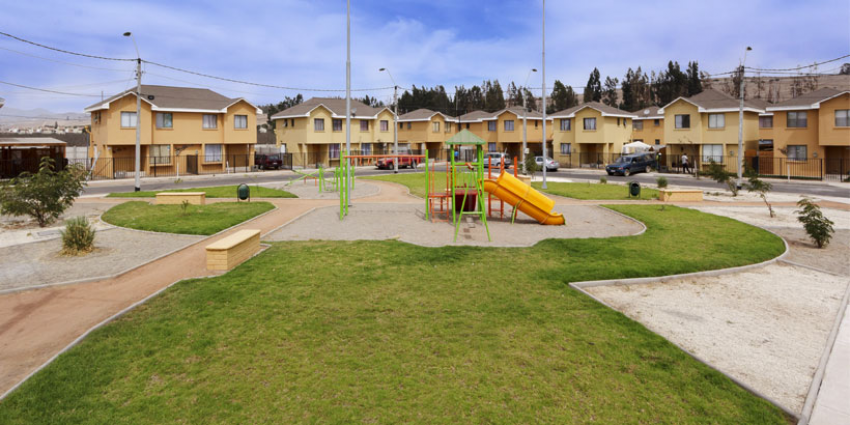 Proyecto San Ambrosio III de Inmobiliaria PY-7