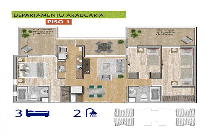 condominio-isla-de-los-alerces--araucaria-1er-piso