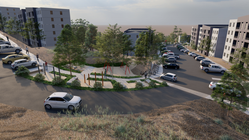 Proyecto Los Alamos de Penco de Inmobiliaria Comosa-5