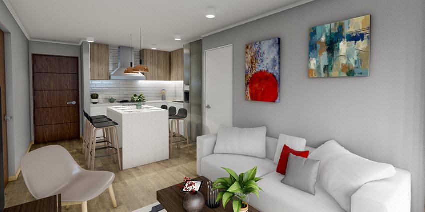 Proyecto Pewén de Inmobiliaria Nouvel Inmobiliaria-4