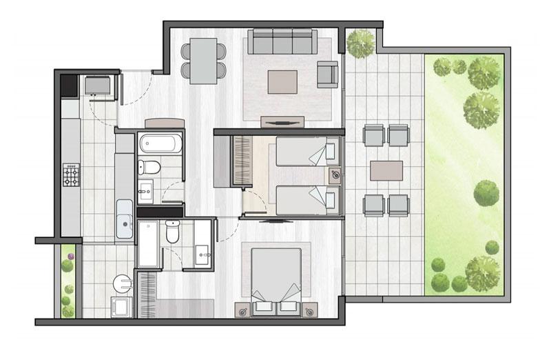 edificio-beethoven-b3+jardin