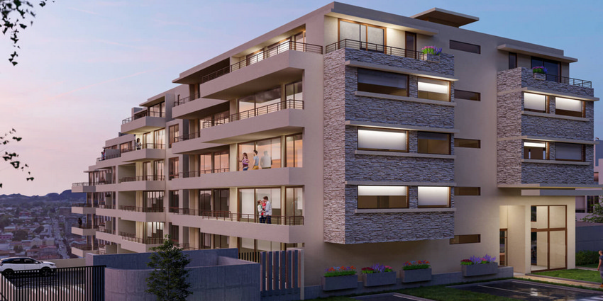 Proyecto Edificio Montemagno de Inmobiliaria Integral Inmobiliaria-2