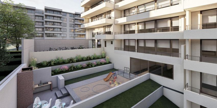 Proyecto Edificio Montemagno de Inmobiliaria Integral Inmobiliaria-4