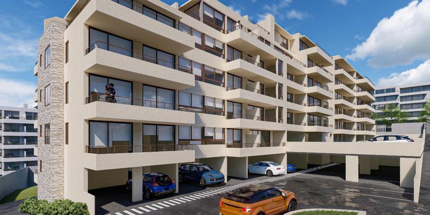 Proyecto Edificio Montemagno de Inmobiliaria Integral Inmobiliaria-5