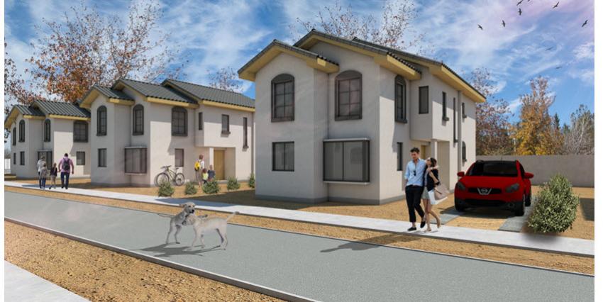 Proyecto Condominio Quebrada del Canelo de Inmobiliaria Lago Otoñal-13