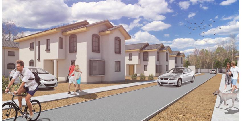 Proyecto Condominio Quebrada del Canelo de Inmobiliaria Lago Otoñal-14