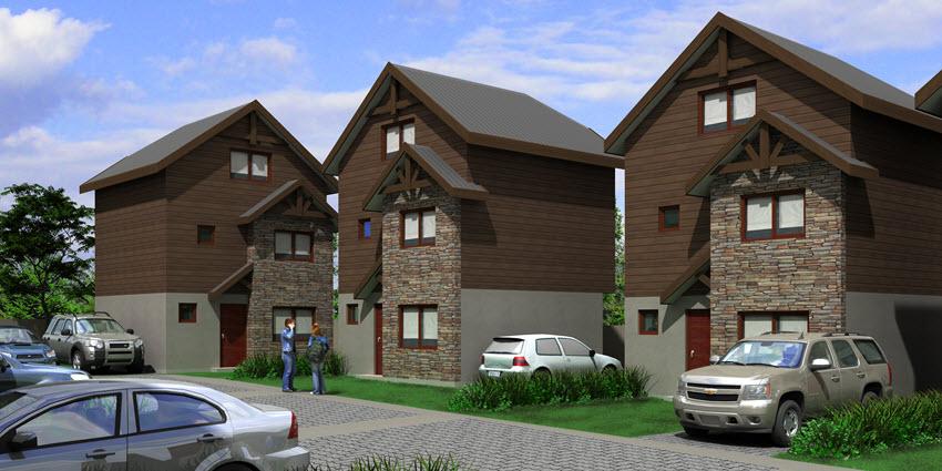 Proyecto Condominio Divina Trinidad de Inmobiliaria Grupo Full House-2