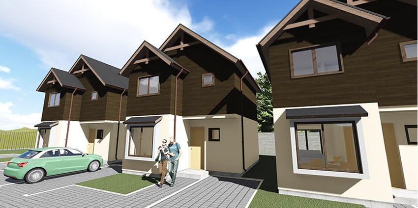 Proyecto Condominio Vista Los Aromos de Inmobiliaria Los Aromos Inmobiliaria-2