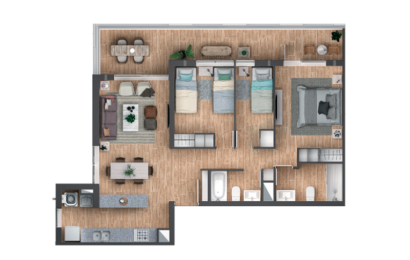 condominio-alcázar-tipo-d1