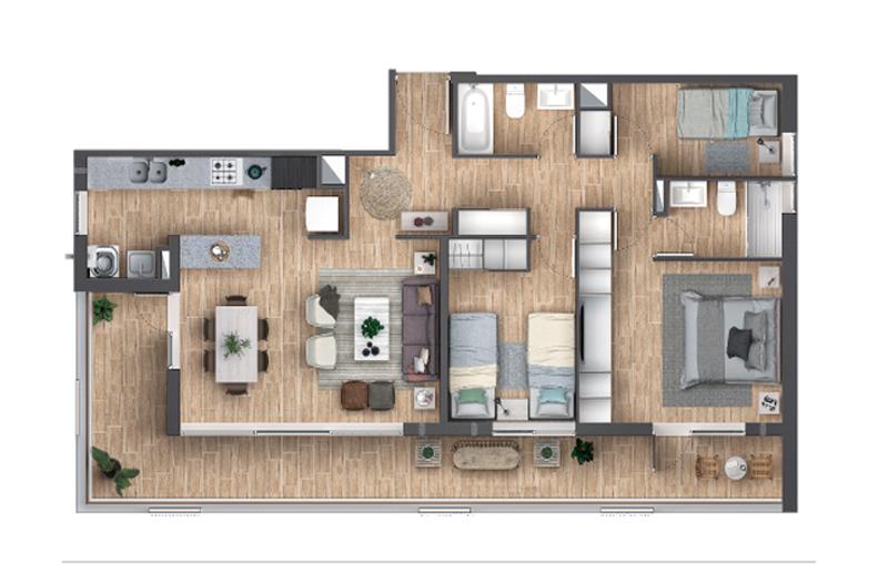 condominio-alcázar-tipo-d2