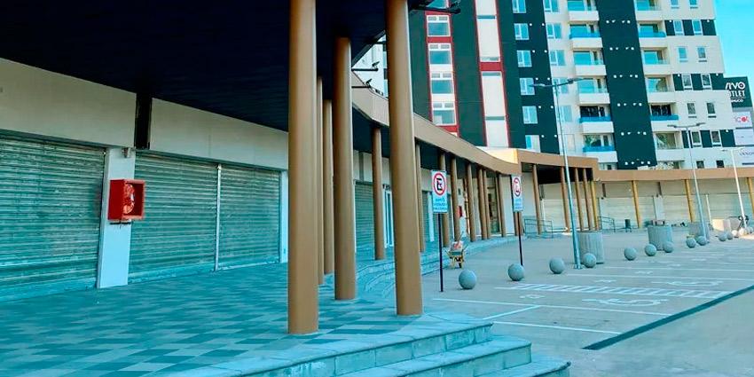 Proyecto Condominio Plaza Parque Los Poetas de Inmobiliaria Dubois-7