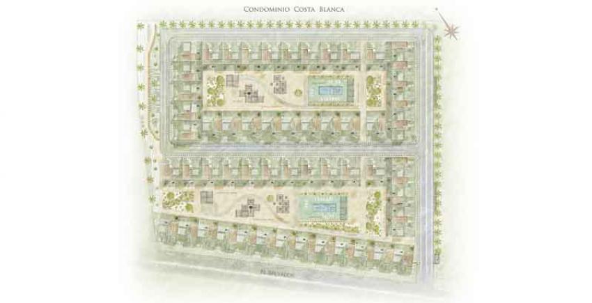 Proyecto Condominio Costa Blanca de Inmobiliaria PY-20