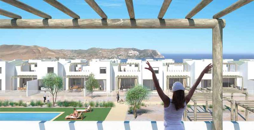 Proyecto Condominio Costa Blanca de Inmobiliaria PY-14