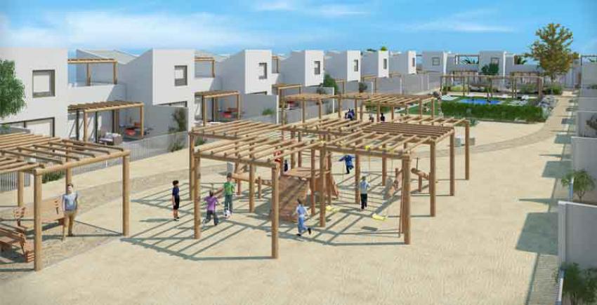 Proyecto Condominio Costa Blanca de Inmobiliaria PY-18
