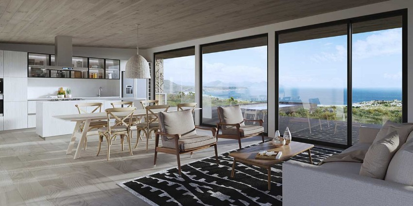 Proyecto Condominio Rocas del Mar - Casas de Inmobiliaria Foresta del Mar-6