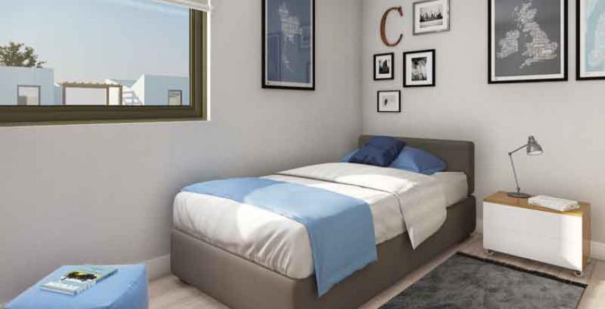 Proyecto Condominio Costa Blanca de Inmobiliaria PY-16