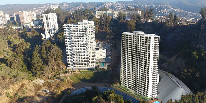 Proyecto Valle Los Ingleses 3 de Inmobiliaria Inmobiliaria Mirador, SA-2