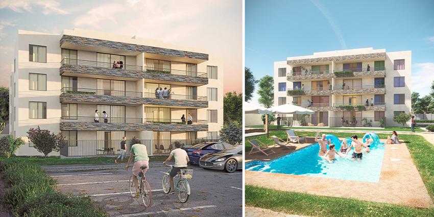 Proyecto Lo Arrayán de Inmobiliaria Ivesa-2