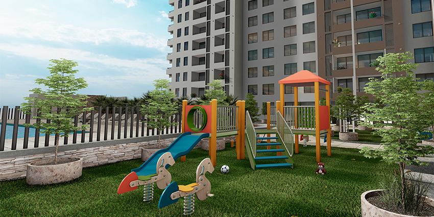 Proyecto Condominio Volcanes de Inmobiliaria Pacal-3