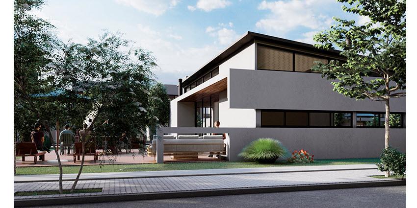 Proyecto Condominio Mediterráneo de Inmobiliaria Mediterránea-9