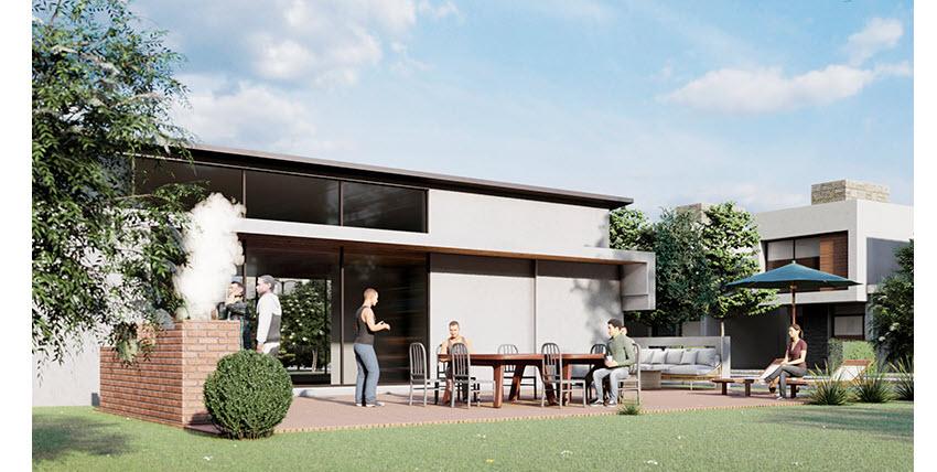 Proyecto Condominio Mediterráneo de Inmobiliaria Mediterránea-10