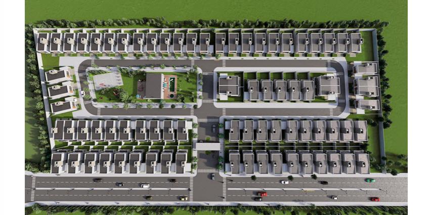 Proyecto Condominio Mediterráneo de Inmobiliaria Mediterránea-2