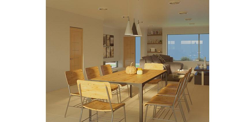 Proyecto Condominio Mediterráneo de Inmobiliaria Mediterránea-15