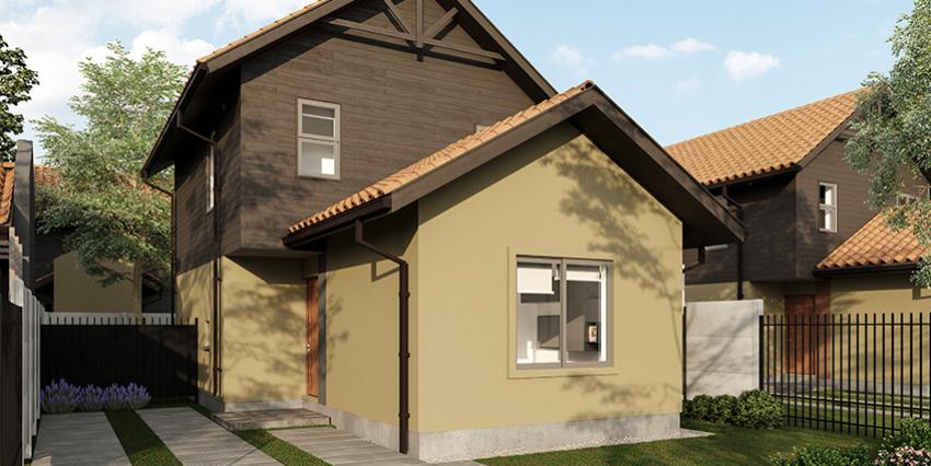 Proyecto Hacienda La Esmeralda Casas de Inmobiliaria Independencia-2