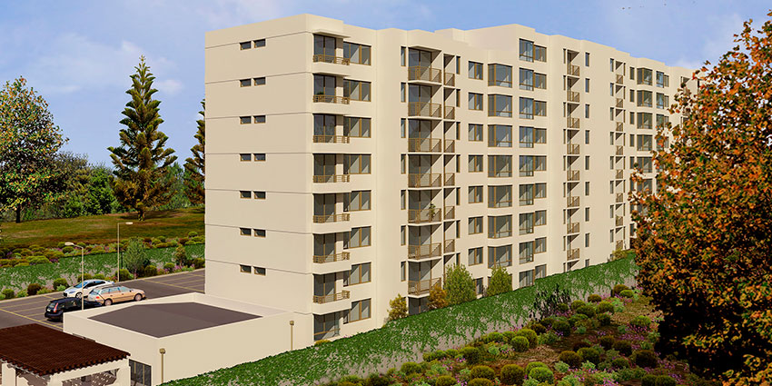 Proyecto Condominio El Carmen de Peñablanca - Etapa 2 de Inmobiliaria MD2-2