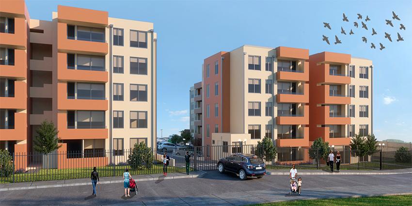 Proyecto Condominio Santa Elena de Inmobiliaria Magua-2