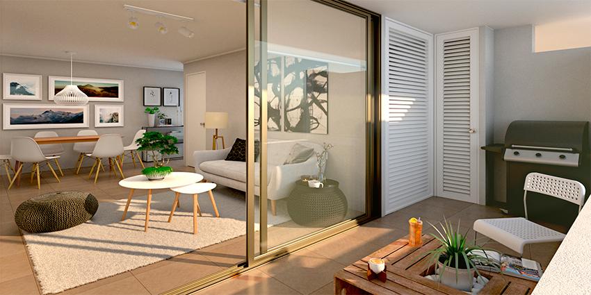 Proyecto Condominio Santa Elena de Inmobiliaria Magua-3