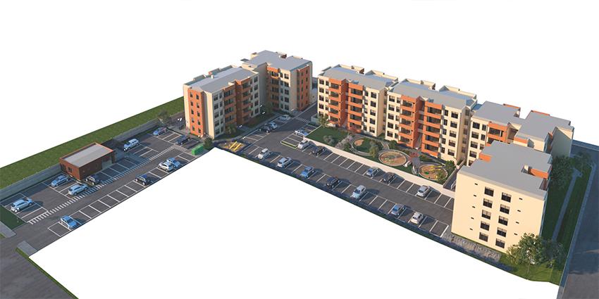 Proyecto Condominio Santa Elena de Inmobiliaria Magua-4