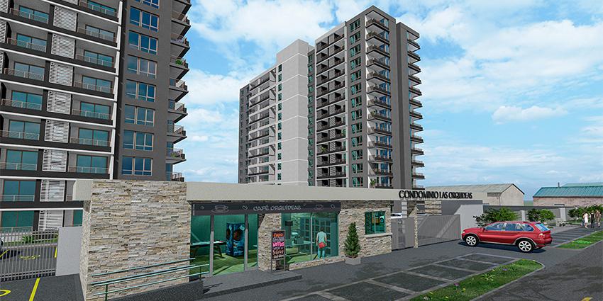 Proyecto Las Orquídeas de Inmobiliaria Pacal-2