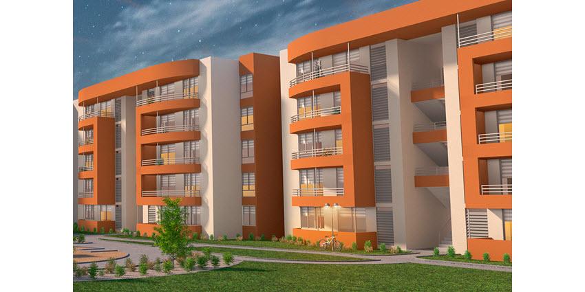 Proyecto Condominio Los Aromos de Inmobiliaria Pacal-2