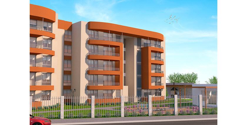 Proyecto Condominio Los Aromos de Inmobiliaria Pacal-3