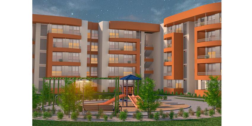 Proyecto Condominio Los Aromos de Inmobiliaria Pacal-4