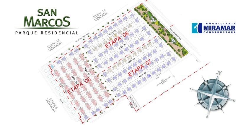 Proyecto Parque Res San Marcos 2000 - Etapa 6 de Inmobiliaria Miramar Constructora-10