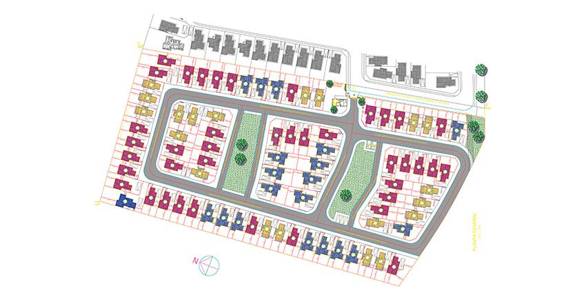 Proyecto Condominio Parque Ingles de Inmobiliaria Prodelca-6