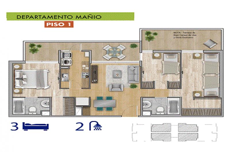 condominio-isla-de-los-alerces-mañío-1er-piso